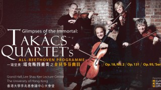 Glimpses of the Immortal: Takacs Quartet's All-Beethoven Programme