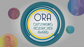 Outstanding Researcher Award for Award Presentation Ceremony for Excellence in Teaching, Research and Knowledge Exchange 2014