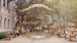 Acts of Kindness: Goodwill to All