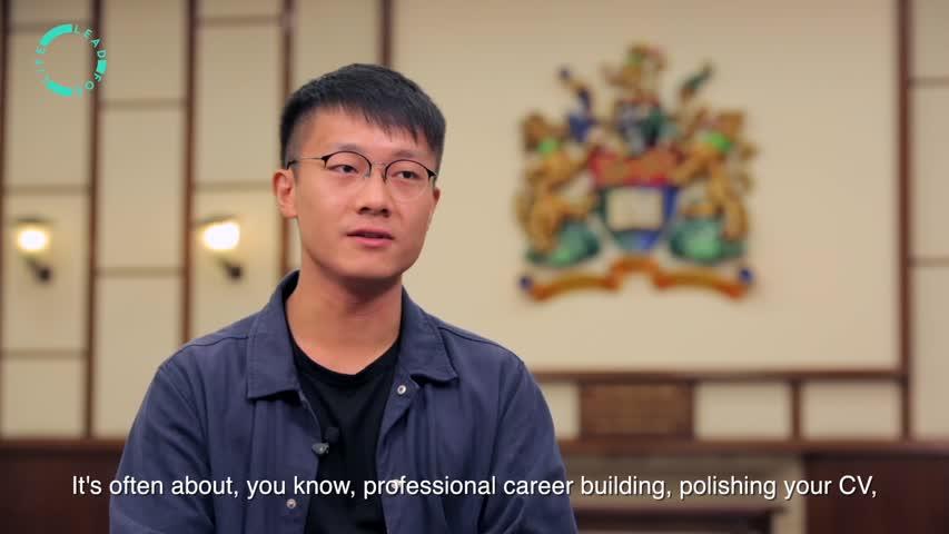 Lead for Life - HKU's new Character Leadership program