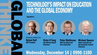 Global Thinkers - Technology's Impact on Education and the Global Economy