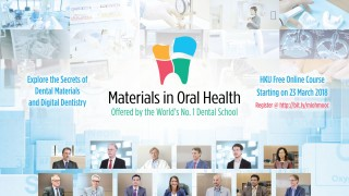 Materials in Oral Health MOOC
