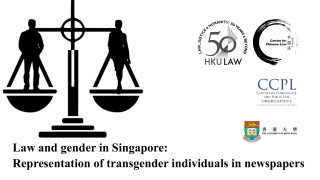Law and gender in Singapore:  Representation of transgender individuals in newspapers