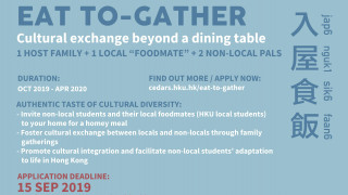 Eat To-Gather Program 2019-20