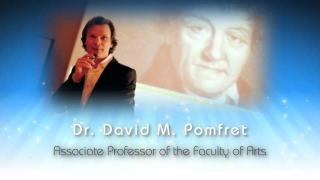 Congratulations to Dr. David Pomfret for winning the UGC Teaching Award 2012