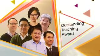 Outstanding Teaching Award (Individual) for Excellence in Teaching, Research and Knowledge Exchange 2013