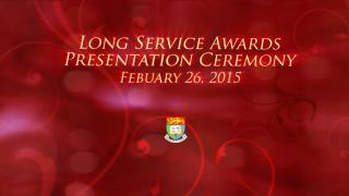 Redirected to 19108   Long Service Awards
