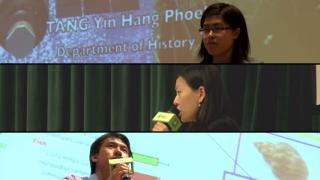 HKU Three Minute Thesis (3MT) Competition 2017