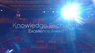 Knowledge Exchange Excellence Award 2016
