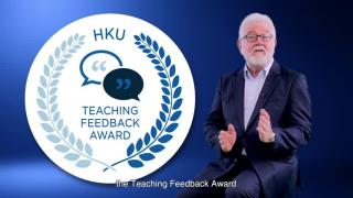 Student-led Teaching Feedback Award