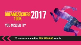 Dream it, run for it - HKU DreamCatchers 100K 2017 Highlights