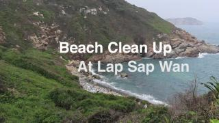 Ditch Disposable | Beach Cleanup at Lap Sap Wan
