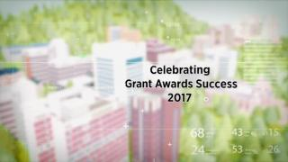 Highlights of the celebration luncheon for the 2017 grant awards recipients