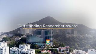 HKU Excellence Awards 2017 - Outstanding Researcher Award