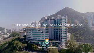 HKU Excellence Awards 2017 - Outstanding Young Researcher Award