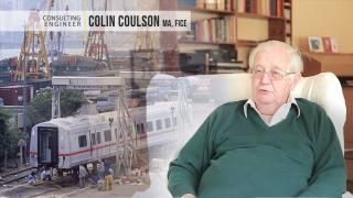 Infrastructure Imagination: Colin Coulson