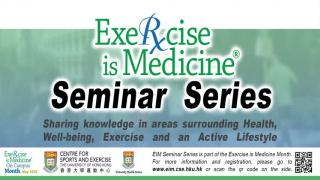 Exercise is Medicine on Campus Month - Seminar Series