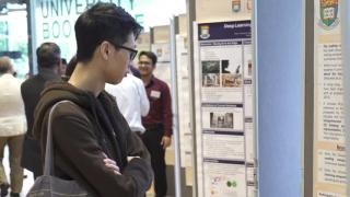 Poster Session of the Undergraduate Research Fellowship Programme 2017-18