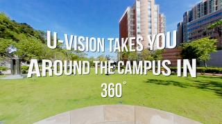 U-Vision takes you around the campus in 360°