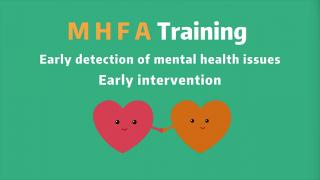 Mental Health First Aid Training @ HKU