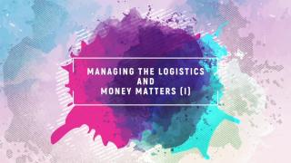 Managing the logistics and money-matters overseas