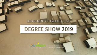Highlights of the Degree Show 2019