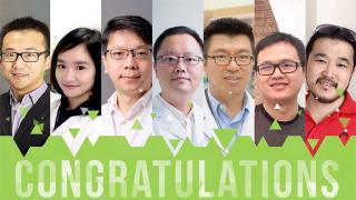 Congratulations to 7 Young HKU Scientists