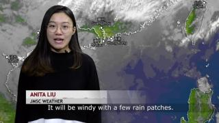 JMSC weather forecast (Student works)