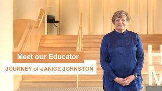 Meet our Educator - Journey of Janice Johnston 我們的教育家 - 莊臻寧