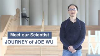 Meet our Scientist - Journey of Joseph Wu 我們的科學家 - 胡子祺