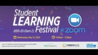 Revisit highlights from the Student Learning Festival!