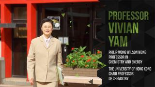 Congratulations to Professor Vivian Yam