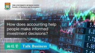 Bringing accounting to the centre stage of finance
