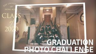 Class of 2020 Graduation Photo Challenge