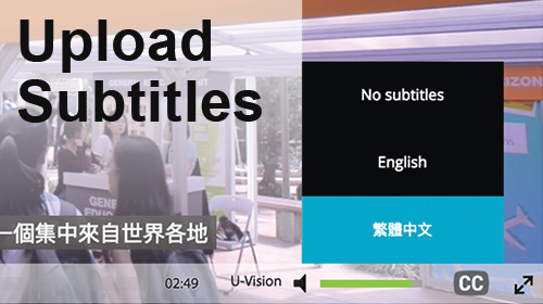 Upload Subtitles