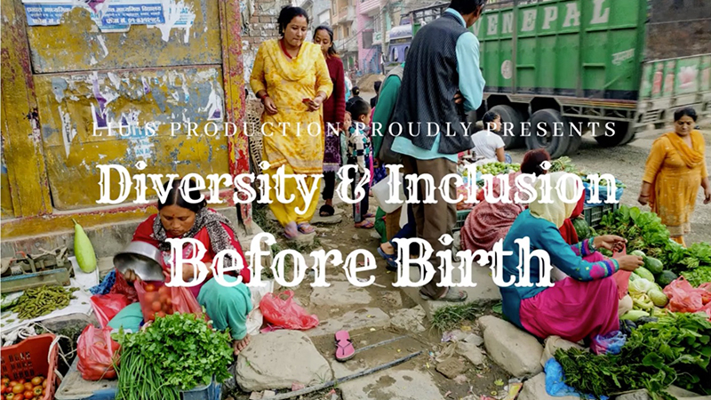 CCxUV Video Contest Winner: Diversity and inclusion before birth